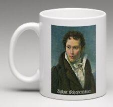 Arthur Schopenhauer era, vaso café, taza de café, kaffeepot
