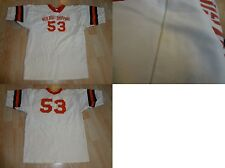 Youth Mid Gulf Shipping #53 L/XL Vintage Football Jersey Jersey