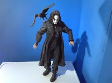 NECA 18in The Crow ( Brandon Lee ) motion activated figure with Crow.