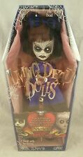 LIVING DEAD DOLLS VIOLET TWISTED LOVE SERIES FACTORY SEALED NEW MEZCO 2009
