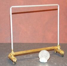 Dollhouse Miniature Metal Garment Clothes Rack 1:12 in scale H106 Dollys Gallery