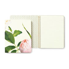 "Spiral Notebook - Kate Spade - ""Floral Concealed"" - 112 Lined Pages"