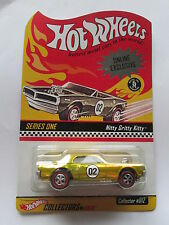 HOT WHEELS ONLINE EXCLUSIVE SERIES ONE NITTY GRITTY KITTY
