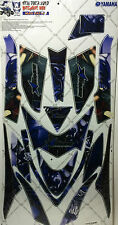 AMR Racing Graphic Kit Clearance Sale For Yamaha Raptor 700 2013+ MAD HATTER