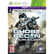 Tom Clancy`s Ghost Recon Future Soldier - Xbox 360 - New Unsealed - Action Game