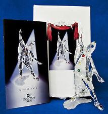 SWAROVSKI CRYSTAL 'PIERROT' 1999 MASQUERADE ANNUAL EDITION
