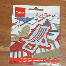LR0423 CREATABLE - DECK CHAIR