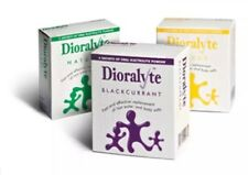 Dioralyte Sachets x20 * Great Hangover Cure * Rehydration Salts * All Flavours