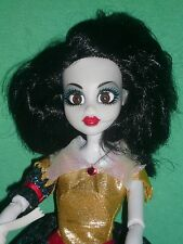 WowWee Once Upon a Zombie Snow White Doll ~ Like Monster High/Ever After High