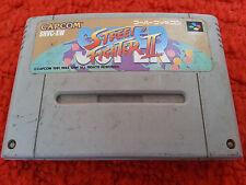 SFC. Super Street Fighter II (NTSC JP SNES) SHVC-XW