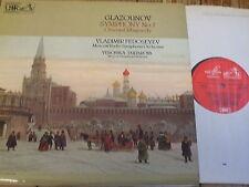 ASD 3504 Glazounov Symphony No. 7 etc. / Fedoseyev / Dudarova