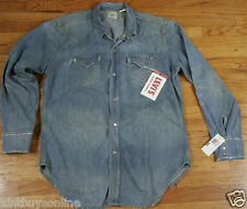 LVC Levi's Vintage Collection 1950s Customised Popover LVC  L Made In USA Levis