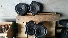 AUDI A4 B6 DOOR SPEAKERS 2 PIECE