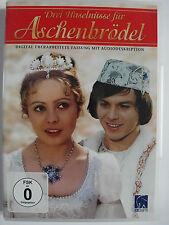 Drei Haselnüsse für Aschenbrödel - Tschechisches Märchen Aschenputtel Rolf Hoppe