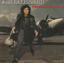 "7"" 45 TOURS FRANCE JEAN FALISSARD ""Rêveur For Ever / Deauville"" 1982 AVION"
