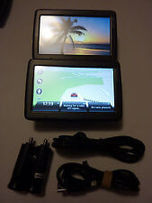 "TOMTOM MAPPE A VITA via 135 Completo UK & Europe ire, schermo 5"" Bluetooth"