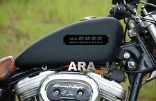 daBOSS MOTORCYCLES decal Fuel Gas Tank sticker Harley Davidson BIKE MOTORCYCLE B