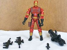 GI JOE Valor vs Venom Cobra CLAWS v7 2004 army builder action figure complete