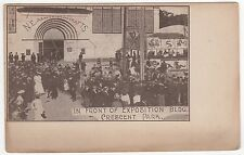 CRESCENT PARK AMUSEMENT PARK Rhode Island PC Postcard EAST PROVIDENCE RI Expo
