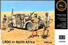 MasterBox MB3598 1/35 LRDG in North Africa WWII era