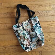 Gloria Rae Bag - Cat Pattern - Tote - shoulder bag - kitten purse - vintage
