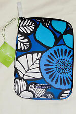 NWT Vera Bradley e-reader NEOPRENE MEDIUM TABLET SLEEVE in BLUE BAYOU 13050-159