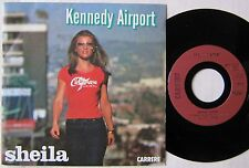 SHEILA  (SP 45 Tours) KENNEDY AIRPORT
