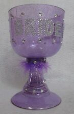Bride To Be Pimp Cup X/Lg Sexy Goblet Bachelorette Party Fun Girls Night Novelty