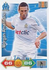 MORGAN AMALFITANO # OLYMPIQUE MARSEILLE OM CARD PANINI ADRENALYN 2012