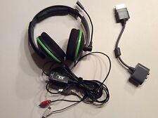 TURTLE BEACH EAR FORCE XL1 XBOX 360 + ADATTATORE SCART