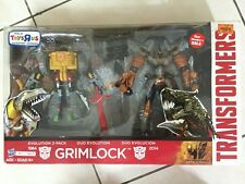 SALE! Transformers AOE MV4 movie 4 Evolution 2-pack Grimlock MISB Platinum