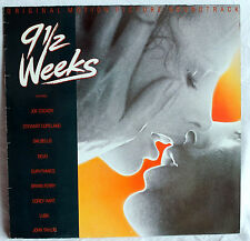 "12"" Vinyl 9 1/2 WEEKS - Original Motion Picture Soundtrack"