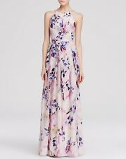 Phoebe New Floral Print Gown Size 12 MSRP $480 #B 1183