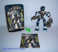 Rare Lego Bionicle 8728 Inika TOA HAHLI - Boxed and complete with instructions