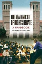 The Academic Bill of Rights Debate: A Handbook-ExLibrary