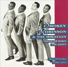 Whatever Makes You Happy: More of the Best... by Smokey Robinson & the...