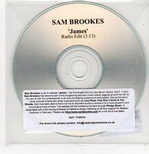 (FF380) Sam Brookes, James - 2014 DJ CD