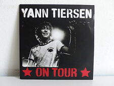 CD Album sampler Promo 11 titres YANN TIERSEN On tour DIAM'S TETES RAIDES