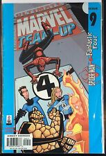 Ultimate Marvel Team Up #9 Jim Mahfood VG/FN 1st Print Free UK P&P Marvel Comics