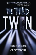 The Third Twin by C. J. Omololu (2016, Paperback)