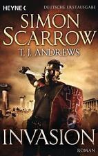 Invasion von T. J. Andrews und Simon Scarrow (2016, Taschenbuch)UNGELESEN