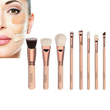 8pcs Cosmetic Makeup Blusher Brush Eye Shadow Foundation Face Powder Brush Set