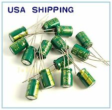 (10pcs) 1000uf 6.3v Sanyo Radial Electrolytic Capacitors WG Low ESR 6.3v1000uf
