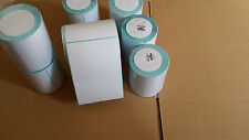 "4 rolls 4""x 6""Zebra Direct Thermal shipping labels 250/roll*free expedited ship*"