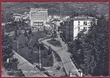 BRESCIA DARFO BOARIO TERME 20 HOTEL ALBERGO Cartolina viaggiata 1964
