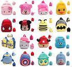 New! Baby Toddler Kids Child Mini Cartoon Animal Backpack Schoolbag Shoulder Bag