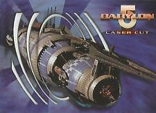Babylon 5 1996 - L1 Laser Cut Card