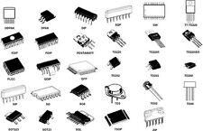 XILINX XC3042A-6PQ100C 100-Pin PQFP 144 CLBS 2000 Gate IC New Quantity-1