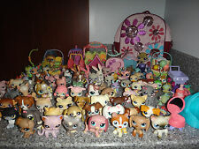 Littlest Pet Shop/Huge lot/Dachschund/Fox/Cats/Dogs/95 Pets/+Access/Rare/Retired