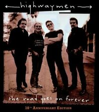 The Highwaymen - Road Goes on Forever [New CD]